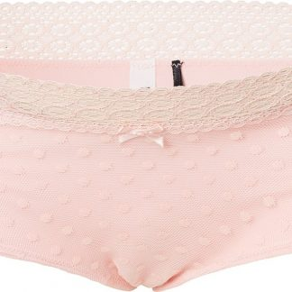 Noppies Zwangerschapsslip Mesh - Light Rose - Maat XL