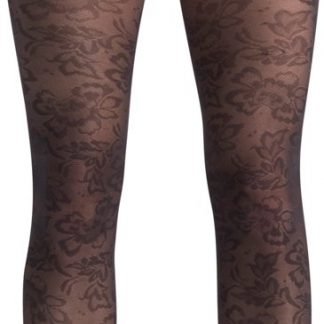 Queen Mum Zwangerschapspanty Tights - Black - Maat L/XL